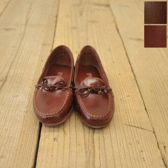 d.lepori丹尼尔记者再皮革甲板鞋、dive donnna(全2色)