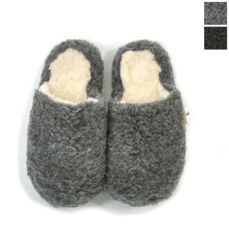 ALWERO alvero Shearling slippers, slipper (2 colors)