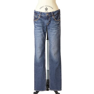 D.M.G(DMG) Domingo 5 denim pants-13-693 c 28-2 (S & M)