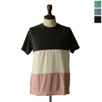 Board Pile Tee / color pile t-shirt, Anna Pau anapau ct-1403 (3 colors) (S, M, L) [10P06May15]