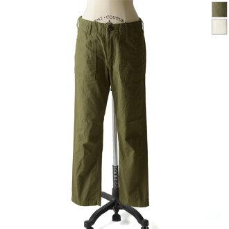 orSlow 斯洛苗條適合疲勞褲,00-5032 (2 顏色) (S、 M、 L)