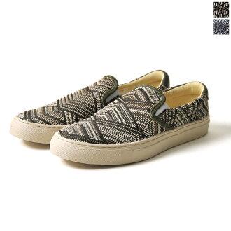 DIEMME diemme GARDA/女孩兒展示的接吻瓷磚皮革懶漢鞋