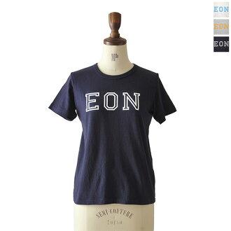 FilMelange フィルメランジェ EON/이온 로고 티셔츠 (3 컬러) (S/M)
