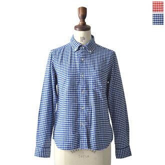 加藤 ' 基本卡托基本格子 Maillot 衬衫 / bs531613 (2 颜色) (中性)