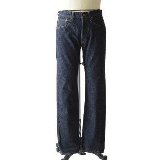 orSlow 斯洛 10 周年 TH 牛仔長褲/10 牛仔布,03-0117 (中性) [10P20Nov15]