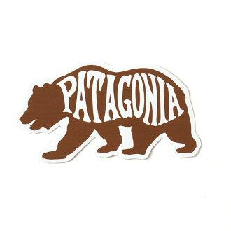 Patagonia Patagonia Heven Sticker Bear beaheaven sticker / 91919