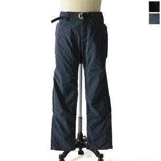 alk phenix ALC不死鸟shu pants/garment dye产品染色尼龙裤子、po612pa03