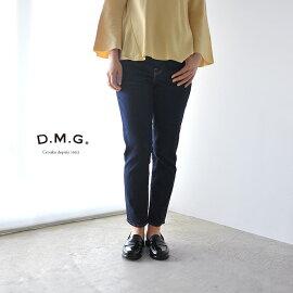D.M.G(DMG)ドミンゴ5Pアンクルスリムデニムワンウォッシュ・13-761d-29(SS・S・M・L)【2015春夏】[P19May15]