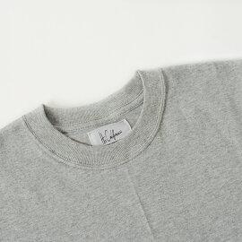 2017春夏新作Hiscaliforniaヒズカリフォルニアクルーネック半袖Tシャツカットソー・hc-001(ユニセックス)