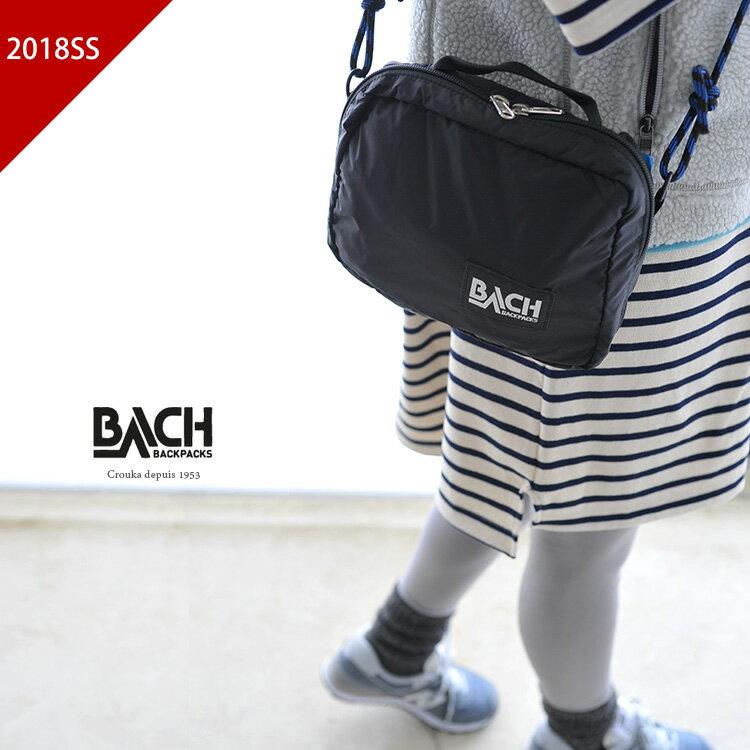 【大人気アイテムを予約受付中!】BACH バッハ ACCESSORIE BAG アクセサリーバッグ ミニショルダーバッグ ポーチ サコッシュ (unisex) #0913