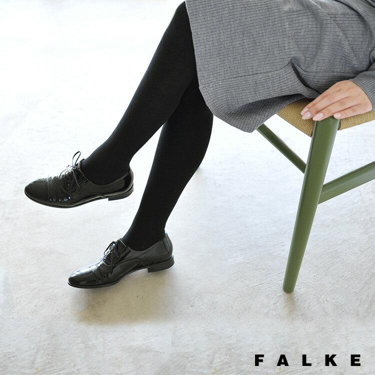 2017秋冬新作 FALKE ファルケ FAMILY ファミリー コットンタイツ 無地 シンプル レッグウェア・48665【メール便可】 #0805