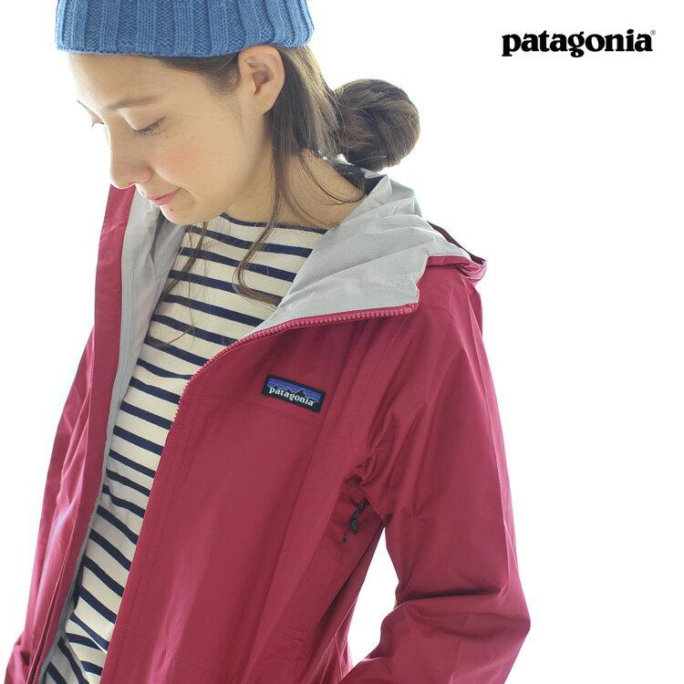 patagonia パタゴニア W's Torrentshell Jacket トレントシェル ジャケット ナイロン フードジャケット・83807 【送料無料】 #0913
