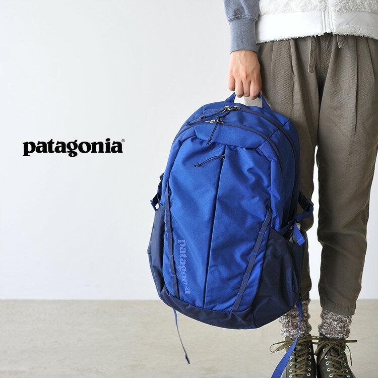 2018春夏新作 【国内正規販売店】patagonia パタゴニア PATAGONIA REFUGIO PACK 28L レフュジオ・パック 28L バックパック リュック・47912 #0119