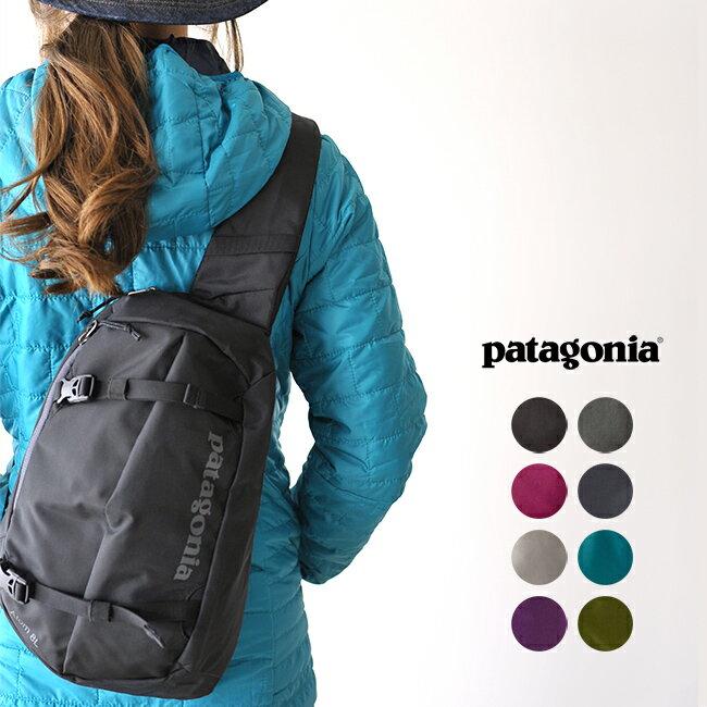2018春夏新作 patagonia パタゴニア Atom Sling アトム スリング ボディーバッグ ・48261 #0112 ギフト