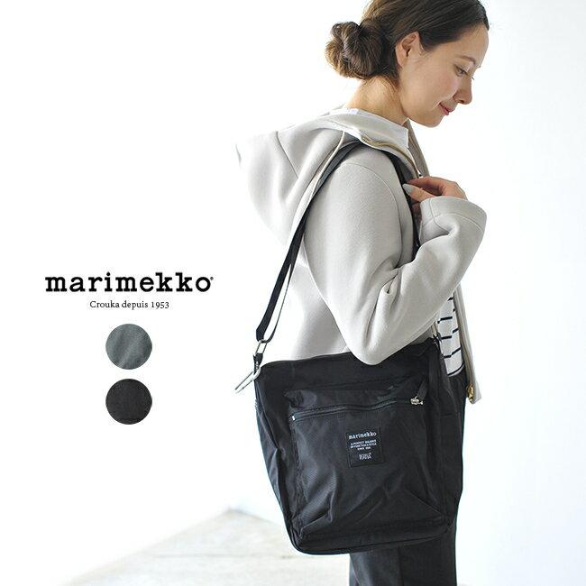 2018春夏新作 marimekko マリメッコ Pal ショルダーバッグ 52631-2-6991 【送料無料】 #0219