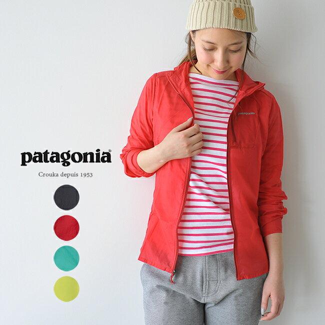 【ポイント最大43倍】2018春夏新作 【国内正規販売店】patagonia パタゴニア Women's Houdini Jacket フーディニジャケット ・24146 #0119