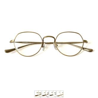 NEWMAN纽曼KANDEL kyanderukuraumpanto型眼镜波士顿眼镜没镜片的眼镜眼镜(附带盒子)(男女两用)乐天卡分割