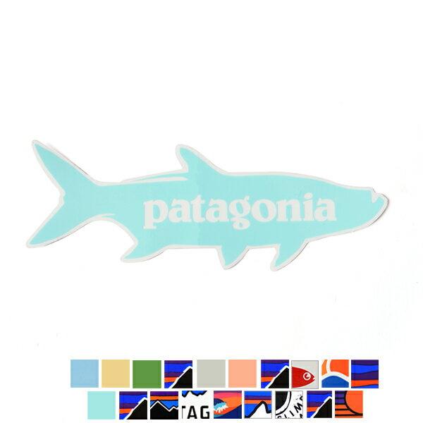 【国内正規販売店】新作 patagonia パタゴニア Sticker オリジナルステッカー 【メール便可】