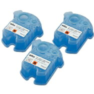 ブラウン専用洗浄液詰め替え3個パック[CCR3CR]洗浄液カートリッジシェーバー洗浄液メンテナンスクリーン&リニュー専用1セット3個入り