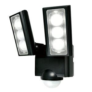 朝日電器 エルパ 乾電池式 センサーライト [ESL-312DC]【送料別】ワイヤレスチャイム連動 LED 防雨 軒下 玄関先 人感センサー 電源不要 配線不要