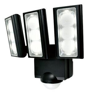 朝日電器 エルパ 乾電池式 センサーライト [ESL-313DC]【送料別】ワイヤレスチャイム連動 LED 防雨 軒下 玄関先 人感センサー 電源不要 配線不要