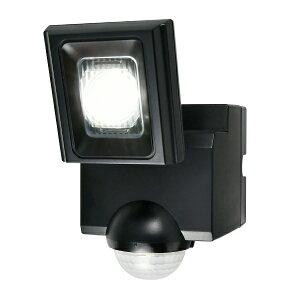 朝日電器 エルパ 乾電池式 センサーライト [ESL-N111DC]【送料別】LED 防雨 軒下 玄関先 人感センサー 電源不要 配線不要