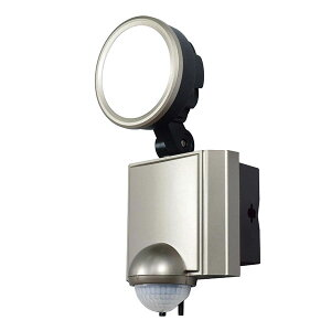 朝日電器 エルパ ACセンサーライト [ESL-SS1001AC]【送料別】コンセント式 LED 防雨 軒下 玄関先 人感センサー