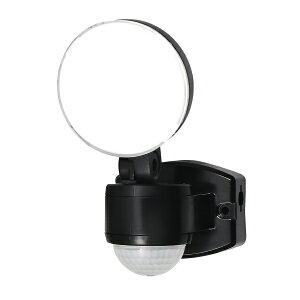 朝日電器 エルパ ACセンサーライト [ESL-SS411AC]【送料別】屋外 コンセント式 LED 防雨 軒下 玄関先 人感センサー
