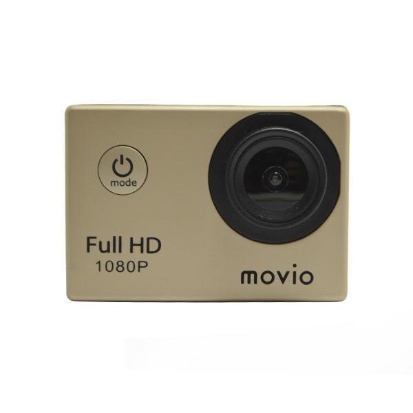 ナガオカ 2.0LCD搭載高画質1080P Full HDアクションカメラ[M101FHD]【送料無料※沖縄・離島は除く】アクションカム 大画面スクリーン 最大録画時間:約90分