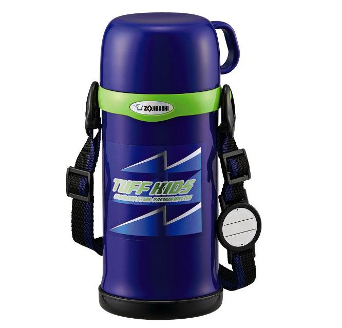 象印 ステンレスボトルTUFF ブルー 水筒 容量:0.6リットル [SC-MC60-AA]【送料無料※沖縄・離島除く】子供 キッズ 保温 保冷 タフ 軽量・コンパクト