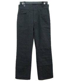 MEN'S BIGI RADMESS ストレッチデニムパンツ Black stretch denim pants (メンズビギ) 040858 【中古】