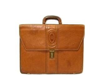 POLLINI Pollin ITALY古典皮革商務公事包包(包包)042737