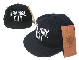 【新古品】 COOPERSTOWN BALL CAP クーパーズタウン ベースボールキャップ 1930ニューヨークシティー 刺繍 051636 【中古】