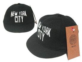 【新古品】 COOPERSTOWN BALL CAP CO. クーパーズタウン ニューヨークシティー1930 ウールベースボールキャップ 刺繍 051733 【中古】
