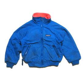 patagonia パタゴニア USA MADE 「KIDS'4/5」 フルジップブルゾン (ジャケット) 052789 【中古】