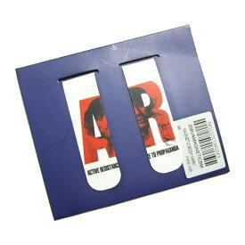 【新古品】 Vivienne Westwood ヴィヴィアンウエストウッド 香港 回顧展 限定 「AR」 マグネットブックマーク (ビビアン) 053512 【中古】