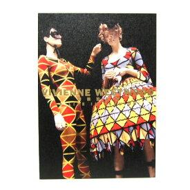 【新古品】 Vivienne Westwood ヴィヴィアンウエストウッド 香港 回顧展 限定 「ハーレクイーン」 ポストカード (ビビアン) 053925 【中古】
