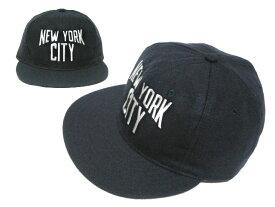【新古品】 COOPERSTOWN BALL CAP CO. クーパーズタウン ベースボールキャップ ニューヨークシティー 刺繍 053597 【中古】