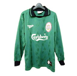 ReebokMADE IN UKLIVERPOOL FC Game shirt(鋭步利物浦FC遊戲襯衫)T恤vintage復古055487[中古]