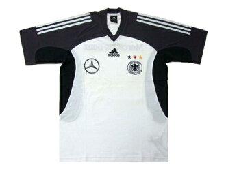 滞销商品vintage adidas复古阿迪达斯德国游戏衬衫(梅赛德斯奔驰足球)056014