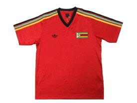【新古品】 デッドストック vintage adidas ヴィンテージ アディダス サッカー Tシャツ (ゲームシャツ) 056017 【中古】