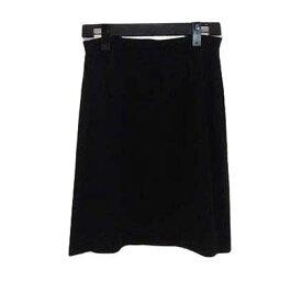 DES PRES TOMORROWLAND 「2」 定番ドレープスカート (Classic drape skirt) デプレ トゥモローランド 057555 【中古】