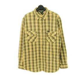 OSH KOSH オシュコシュ 「L」 タータンチェックネルシャツ (長袖) 060698 【中古】