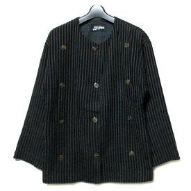 Jean Paul GAULTIER ジャンポールゴルチエ スリーラインボタン ジャケット (HOMME オム FEMME ファム) 065418 【中古】