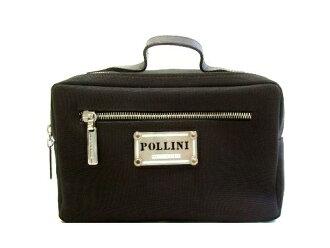POLLINI Pollin ITALY意大利製造金屬銘牌包(handosekandokuratchibaniti包包)065599