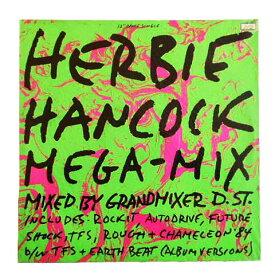HERBIE HANCOCK MEGA-MIX (アナログ盤レコード SP LP) 065789 【中古】
