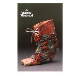 新品同様 廃盤 Vivienne Westwood ヴィヴィアンウエストウッド シューズエキシビジョン限定 ポストカード (Savage '84SS) 075411 【中古】