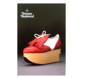 新品同様 廃盤 Vivienne Westwood ヴィヴィアンウエストウッド シューズエキシビジョン限定 ポストカード (Time Mashine '88AW) 075419 【中古】