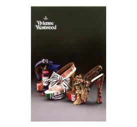 新品同様 廃盤 Vivienne Westwood ヴィヴィアンウエストウッド シューズエキシビジョン限定 ポストカード (Femininity '05SS) 075452 【中古】