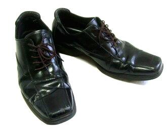 KATHARINE HAMNETT凱瑟琳火腿網路LONDON倫敦皮革鞋(鞋)076387
